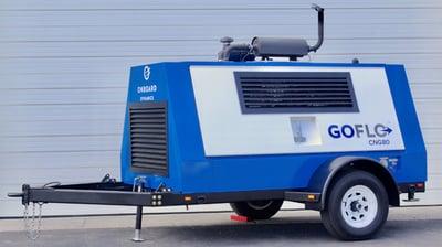 GoFlo CNG compressor