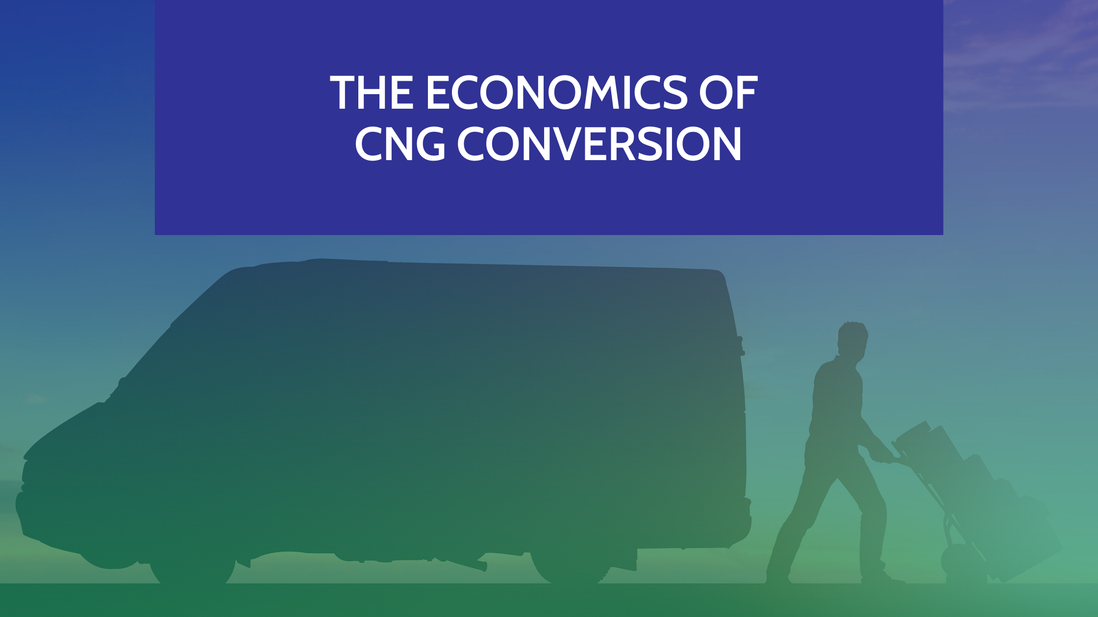 The Economics of CNG Conversion