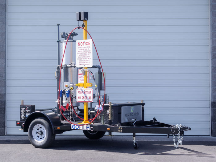 SkyCNG Enters Agreement to Supply Fleet Scale Fueling Systems